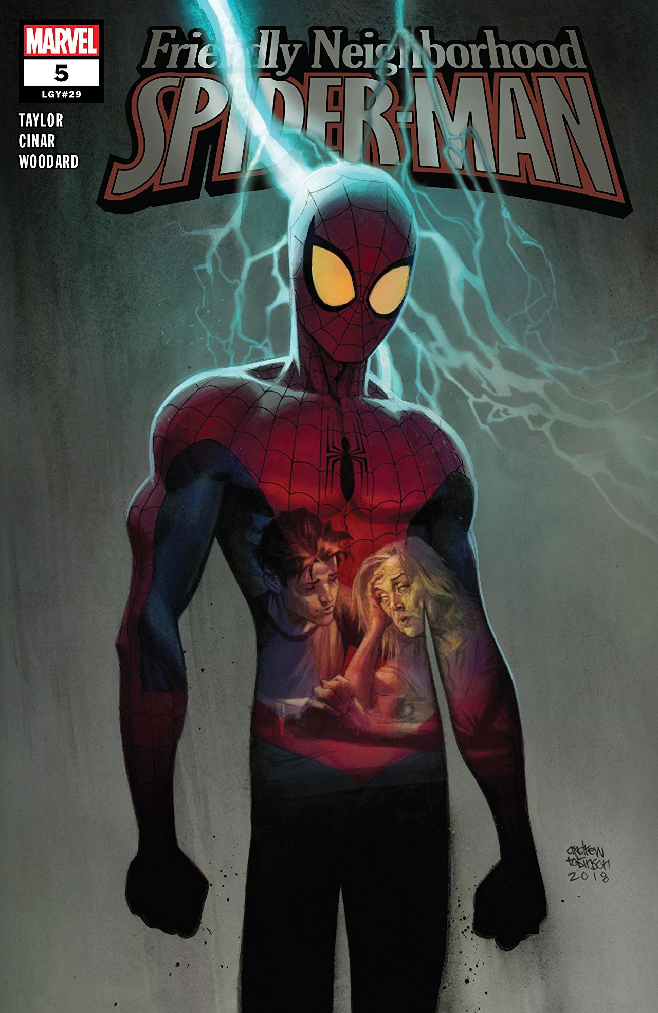 Marvel Preview: Friendly Neighborhood Spider-Man #5