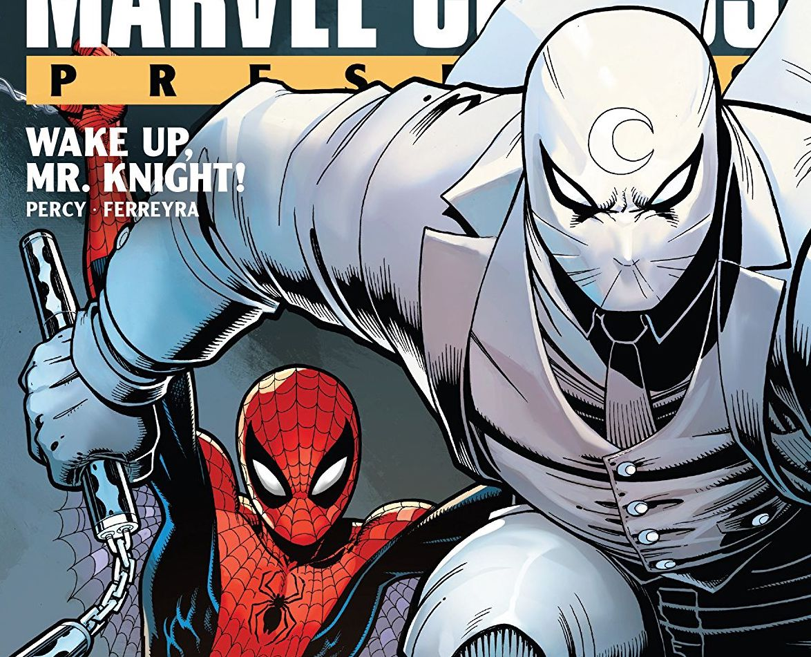 Marvel Comics Presents #4 Review