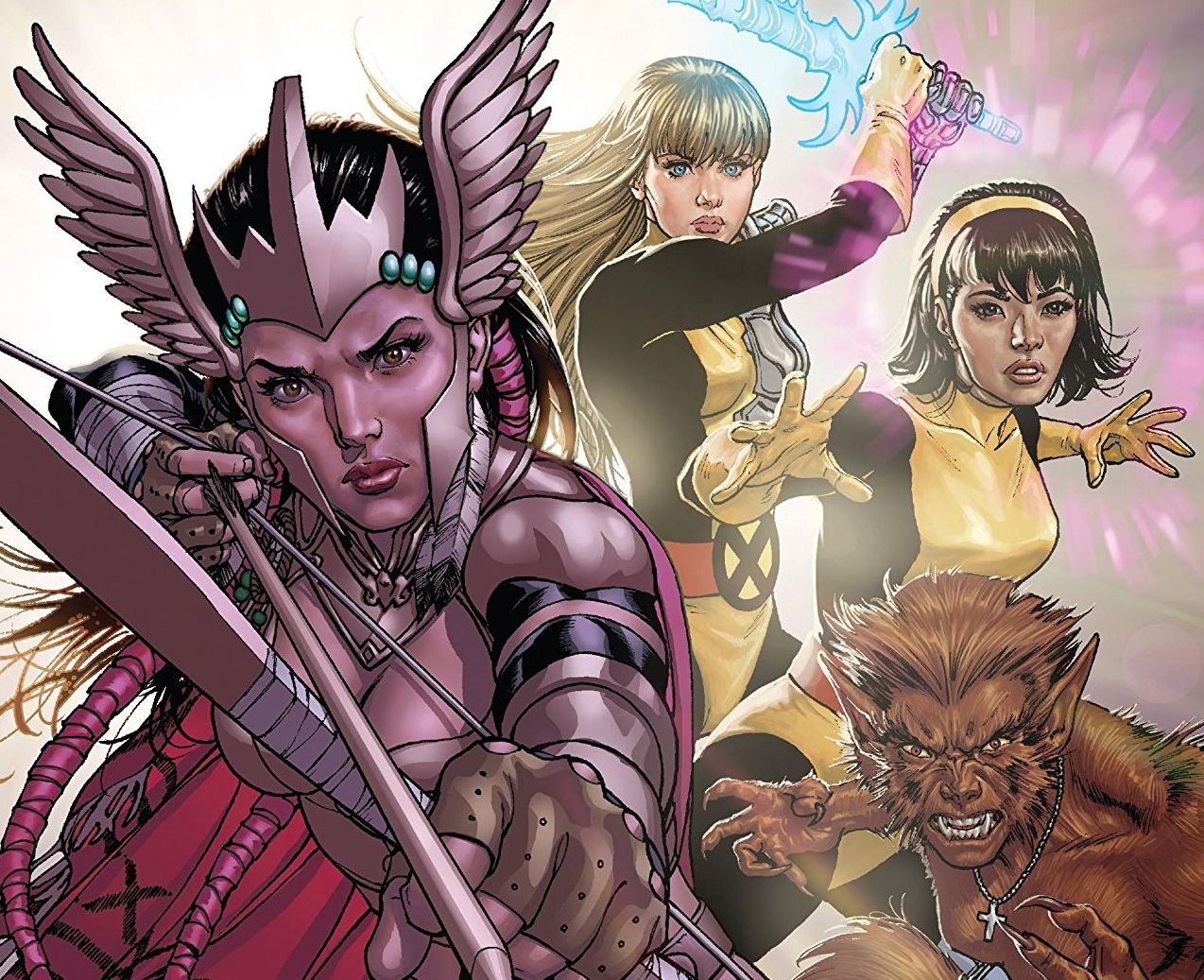 The War of the Realms: Uncanny X-Men #1 Review