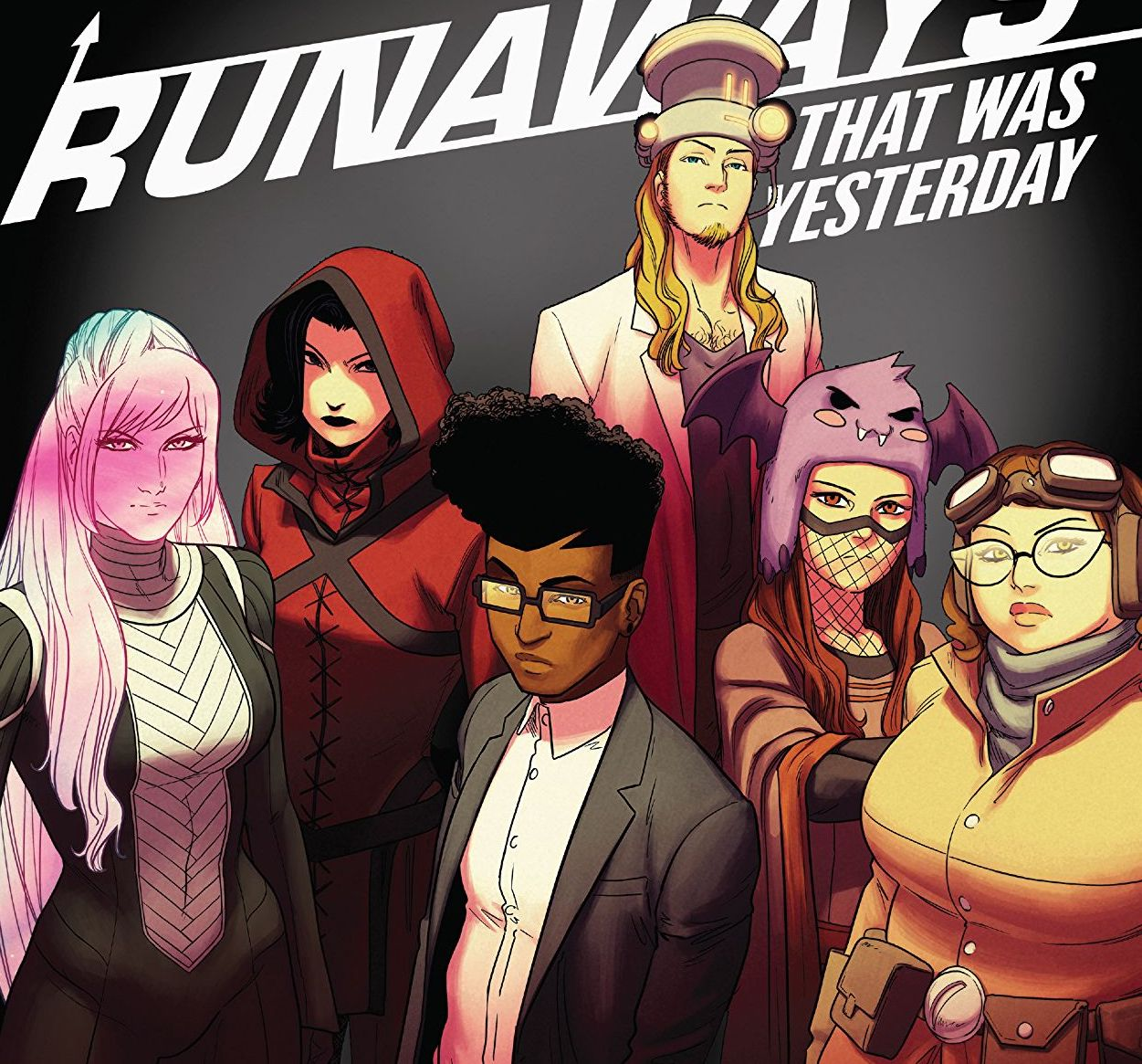 Runaways by Rainbow Rowell & Kris Anka Vol. 3: That Was Yesterday Review