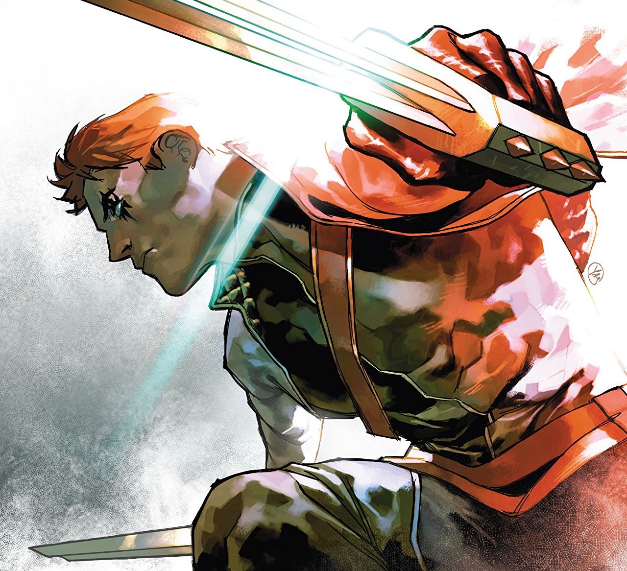 What If Shatterstar was in Thor: Ragnarok.