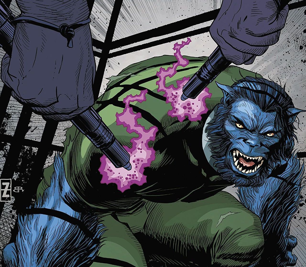 A major mutant enters the Age of X-Man in Prisoner X #3