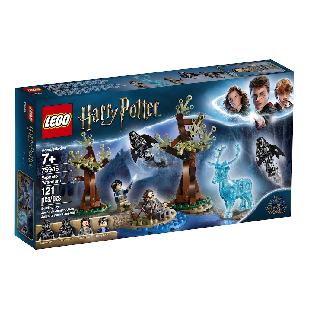 The Wizarding World of Harry Potter grows with new LEGO sets this August