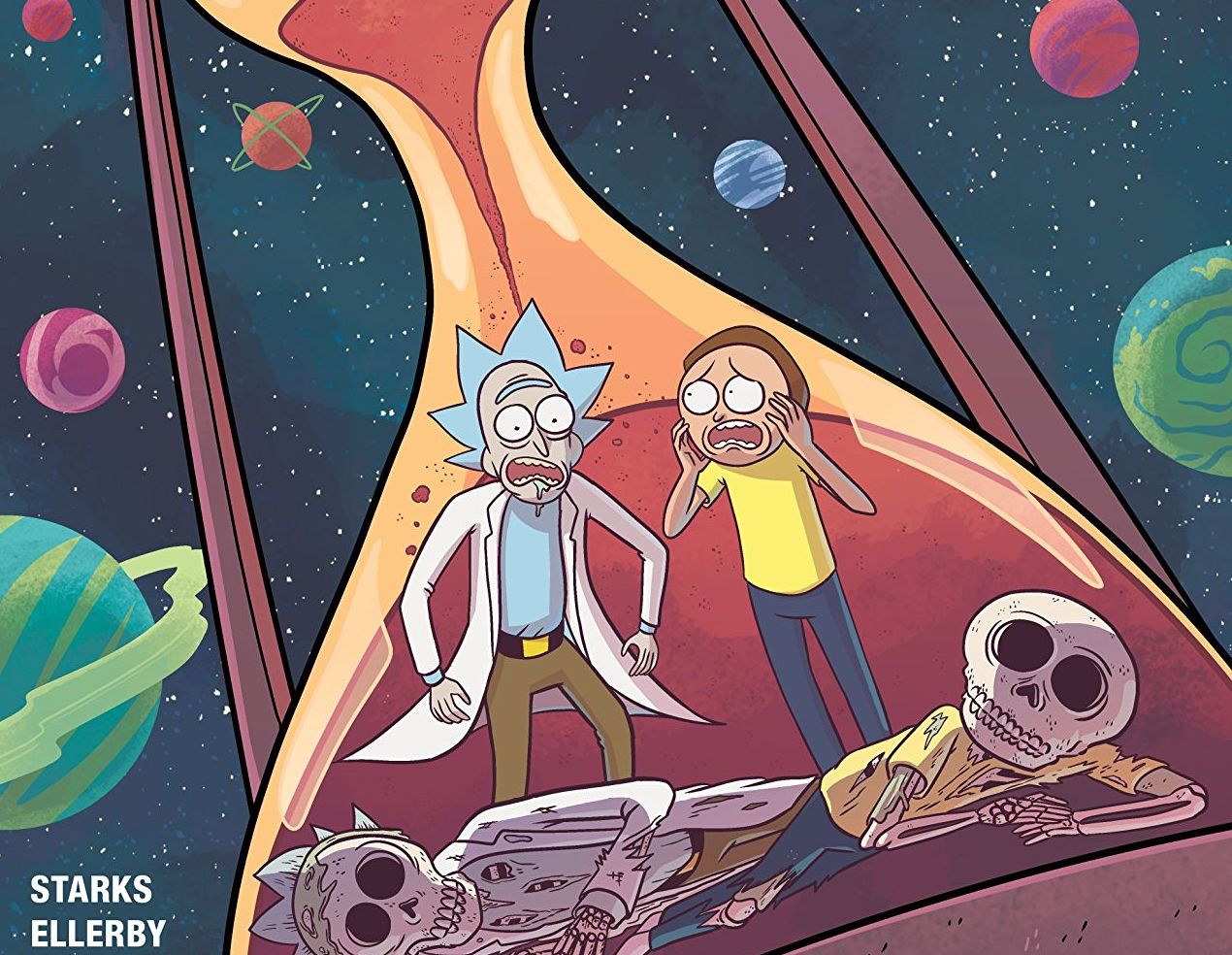 Rick and Morty #49 Review
