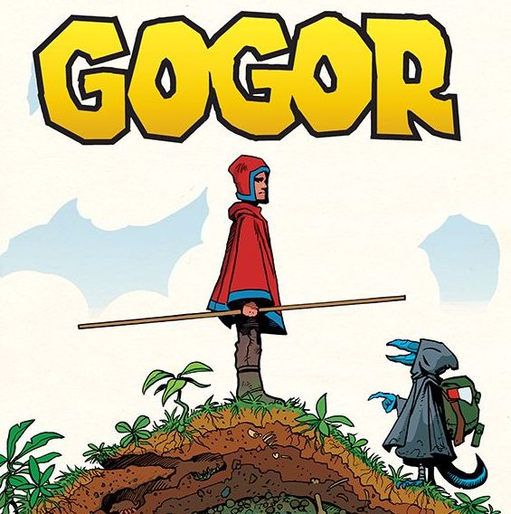 Gogor is a world well worth exploring.