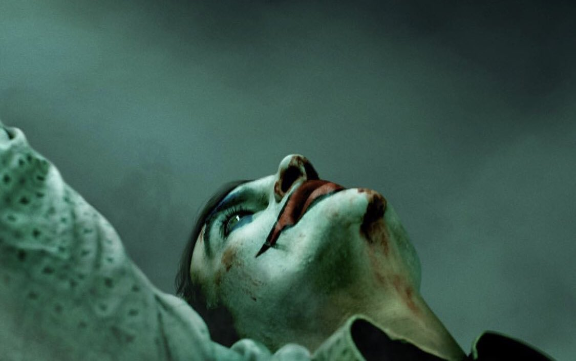 First Look: 'The Joker' movie poster revealed by director Todd Phillips