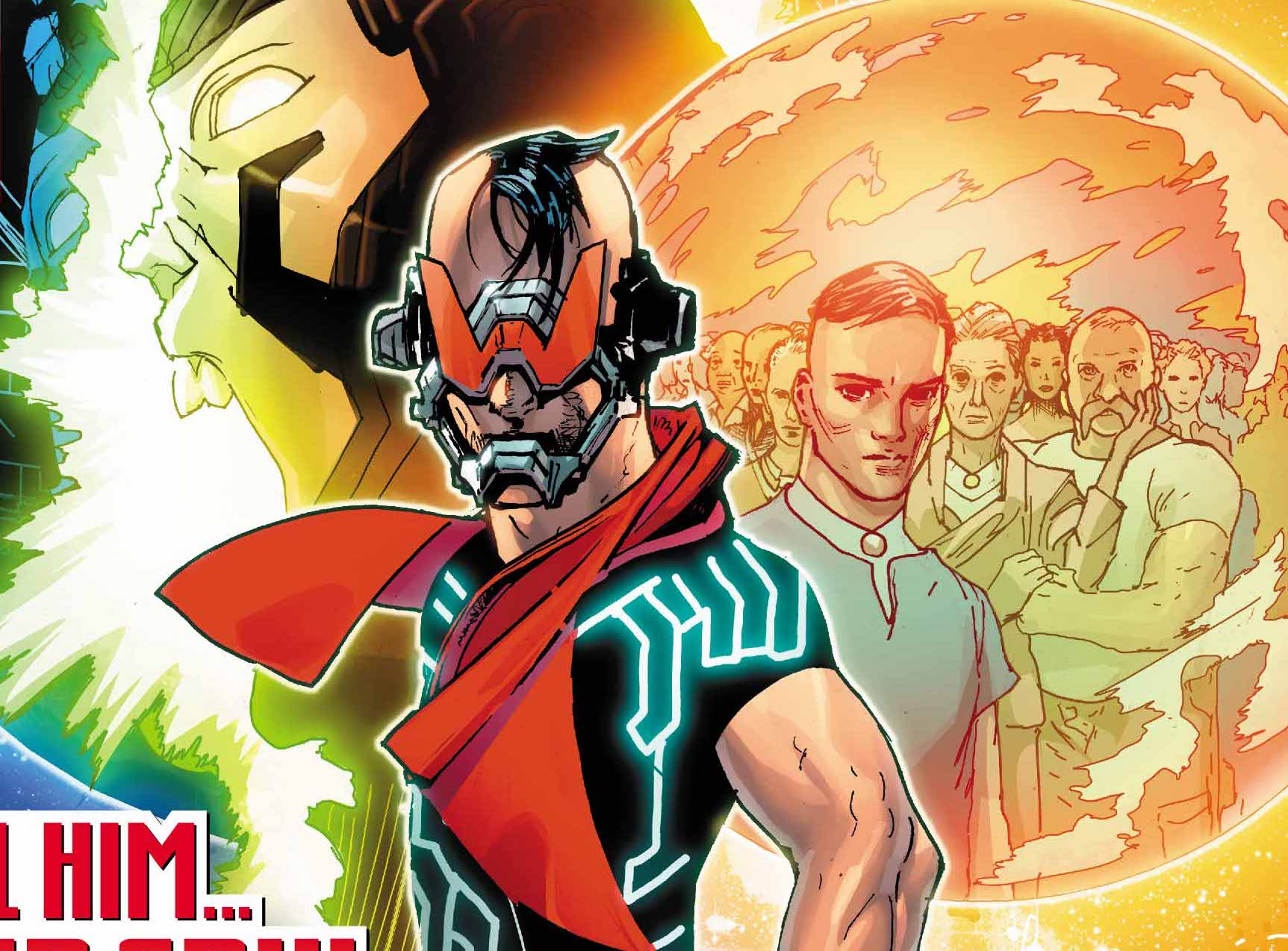 EXCLUSIVE DC Preview: Electric Warriors #6