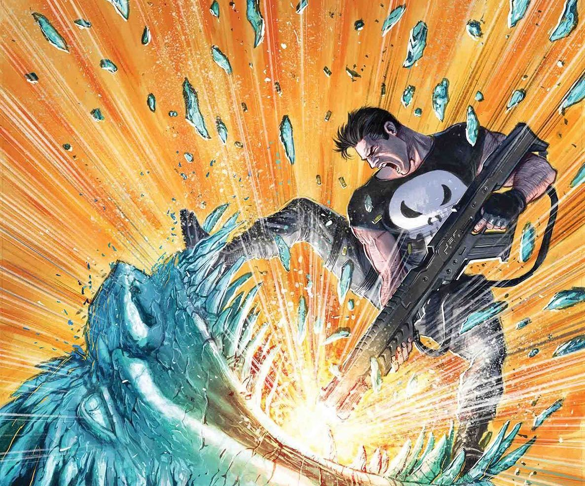 The War of the Realms: The Punisher #1 Review