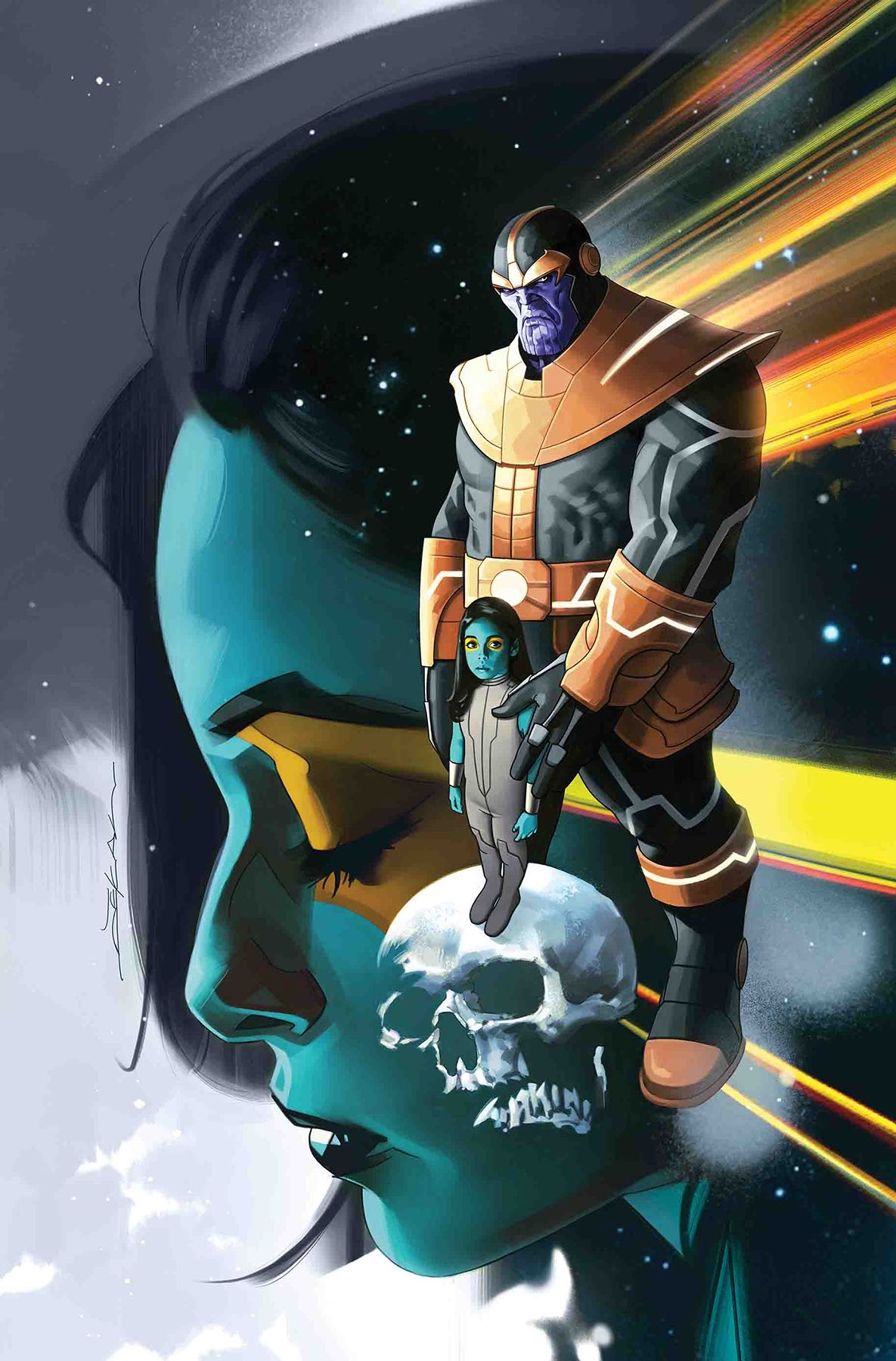 Marvel Preview: Thanos #1