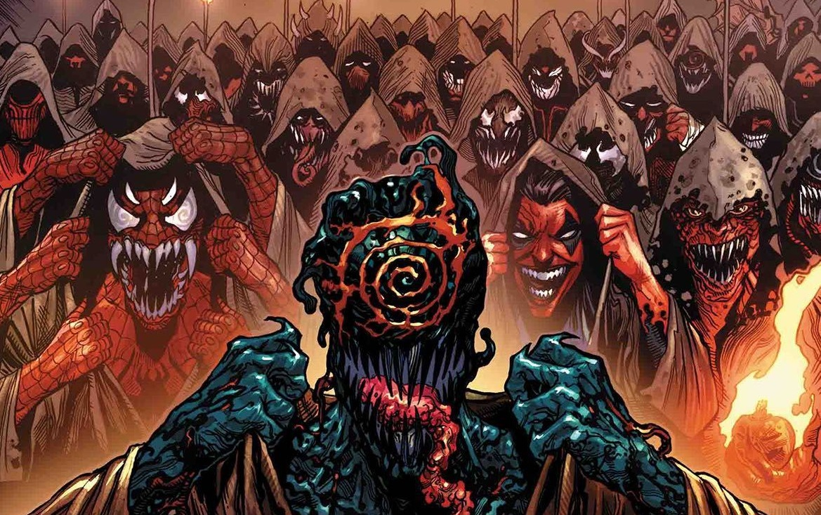 Web of Venom: Cult of Carnage #1 Review