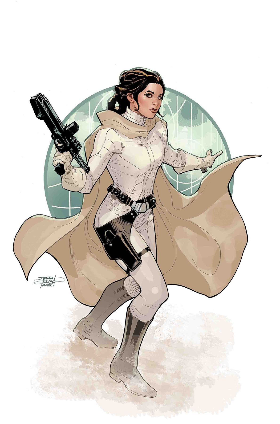 Marvel Preview: Star Wars: Age Of Rebellion - Princess Leia #1