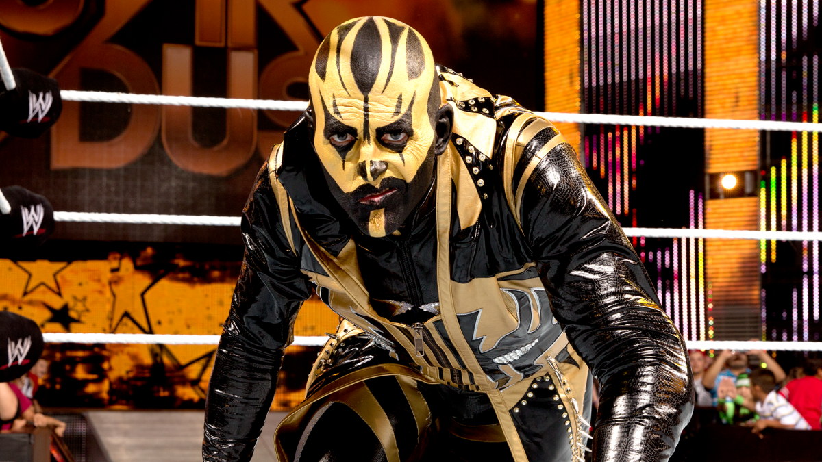 We will never forget the name of Goldust.