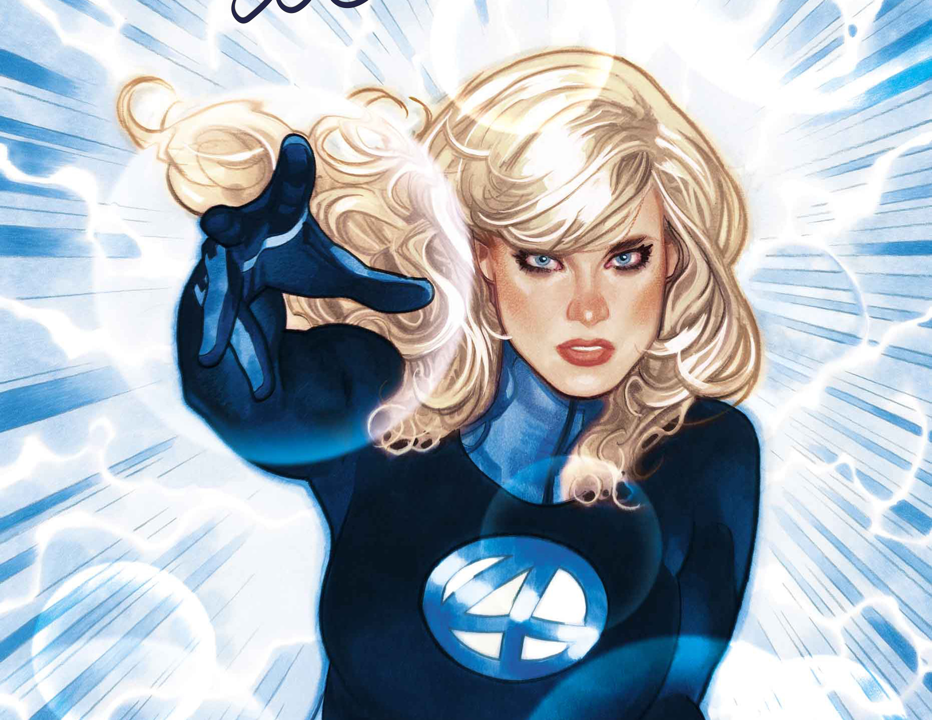 First ever Invisible Woman solo series kicks off in July