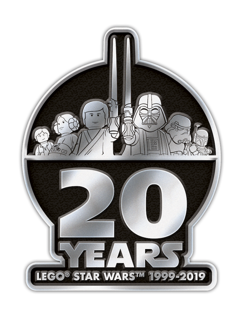 See how LEGO is celebrating Star Wars and their 20 years working together.