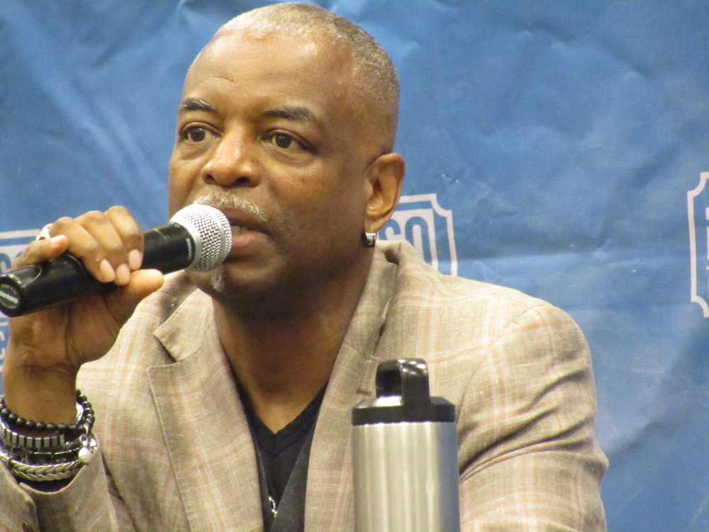 "LeVar Burton: ""There's no voice for children today."""