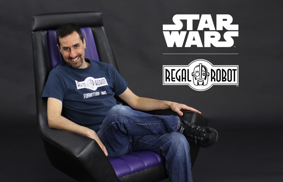 An interview with Star Wars furniture designer Tom Spina