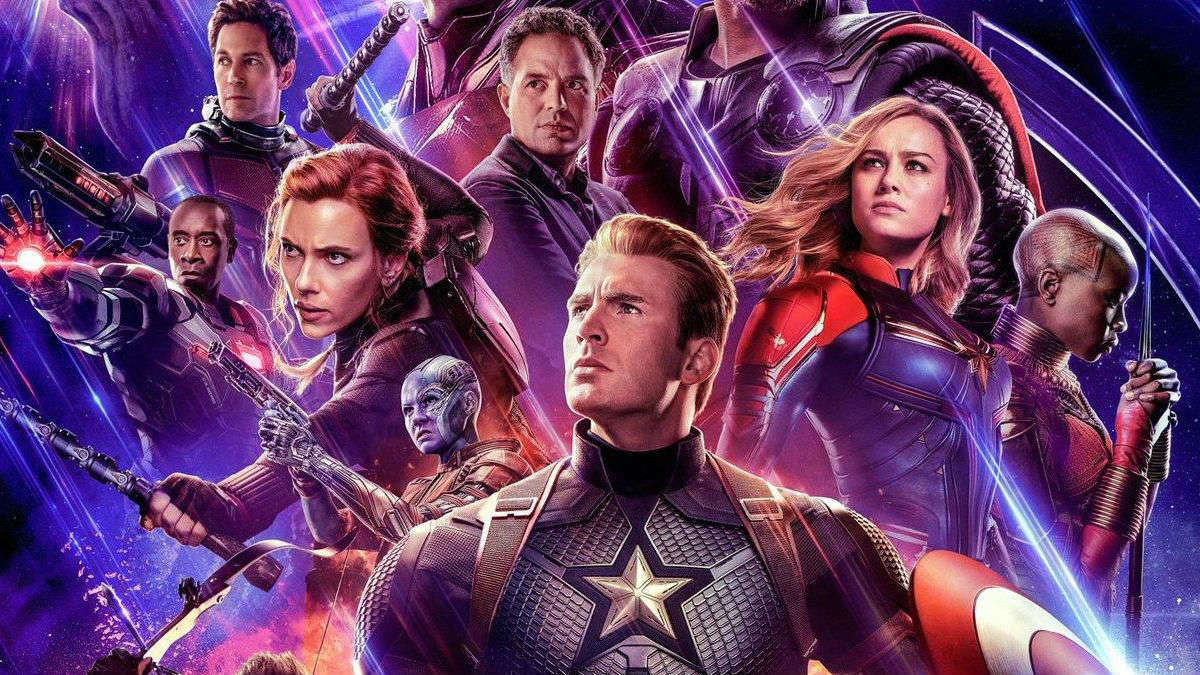 (This article will avoid spoilers for Avengers: Endgame, but maybe steer clear of the comment section until you've seen the film.)