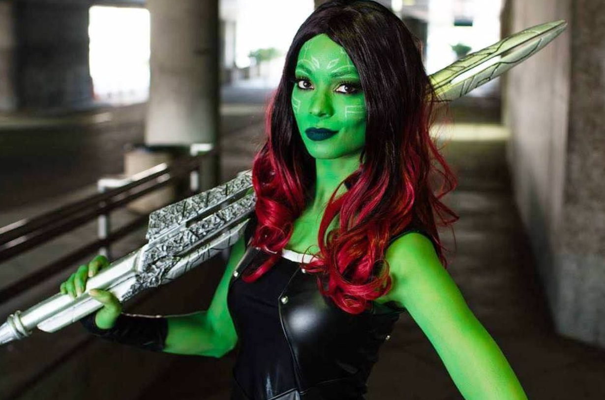 Gamora   The Heroes and the Villains Wiki   Fandom