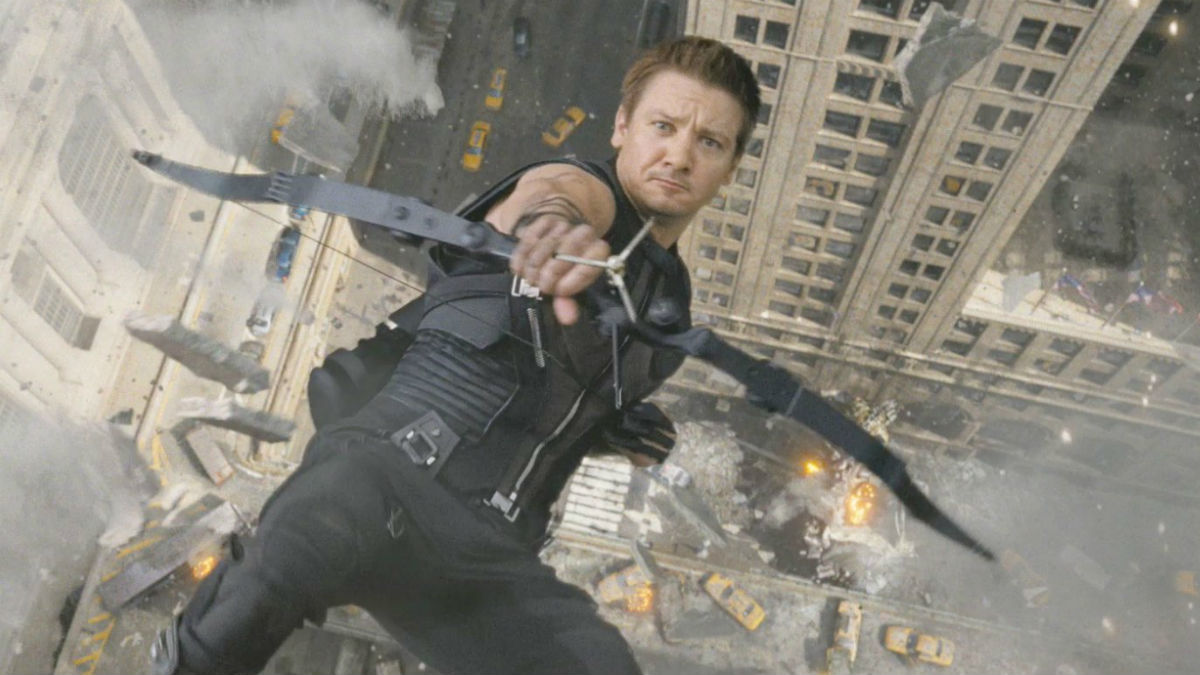 A Disney+ Hawkeye series starring Jeremy Renner is in the works