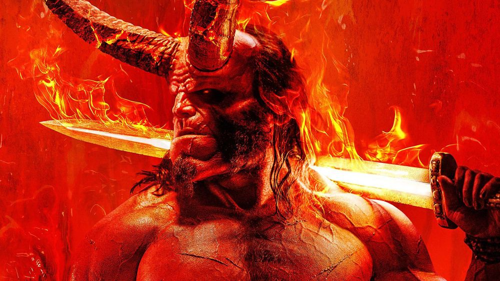 Hellboy (2019 Movie) Review: Lots of gore and little else
