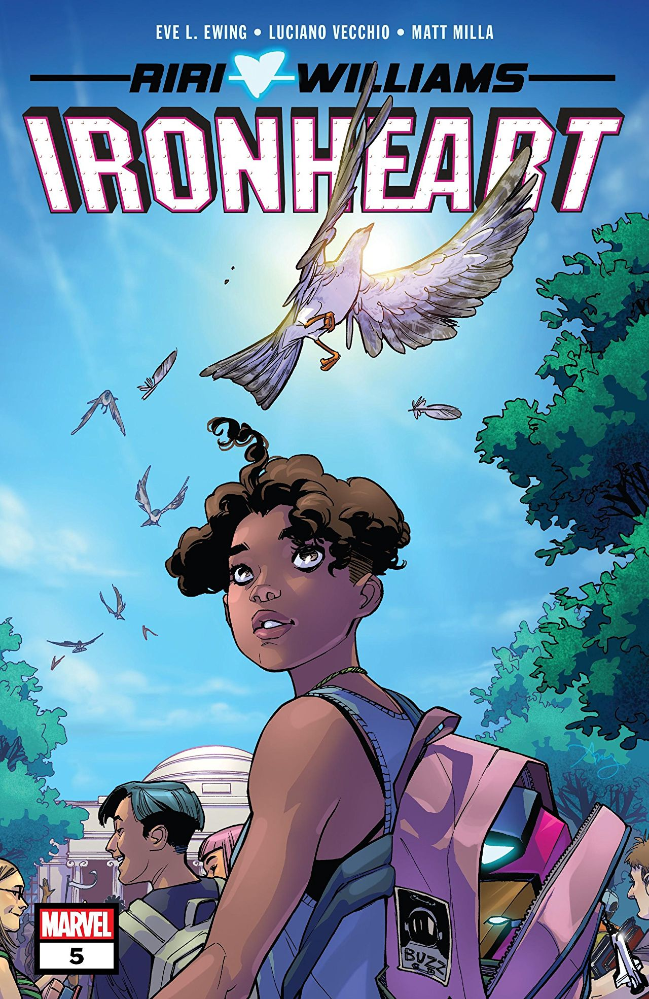 Marvel Preview: Ironheart #5