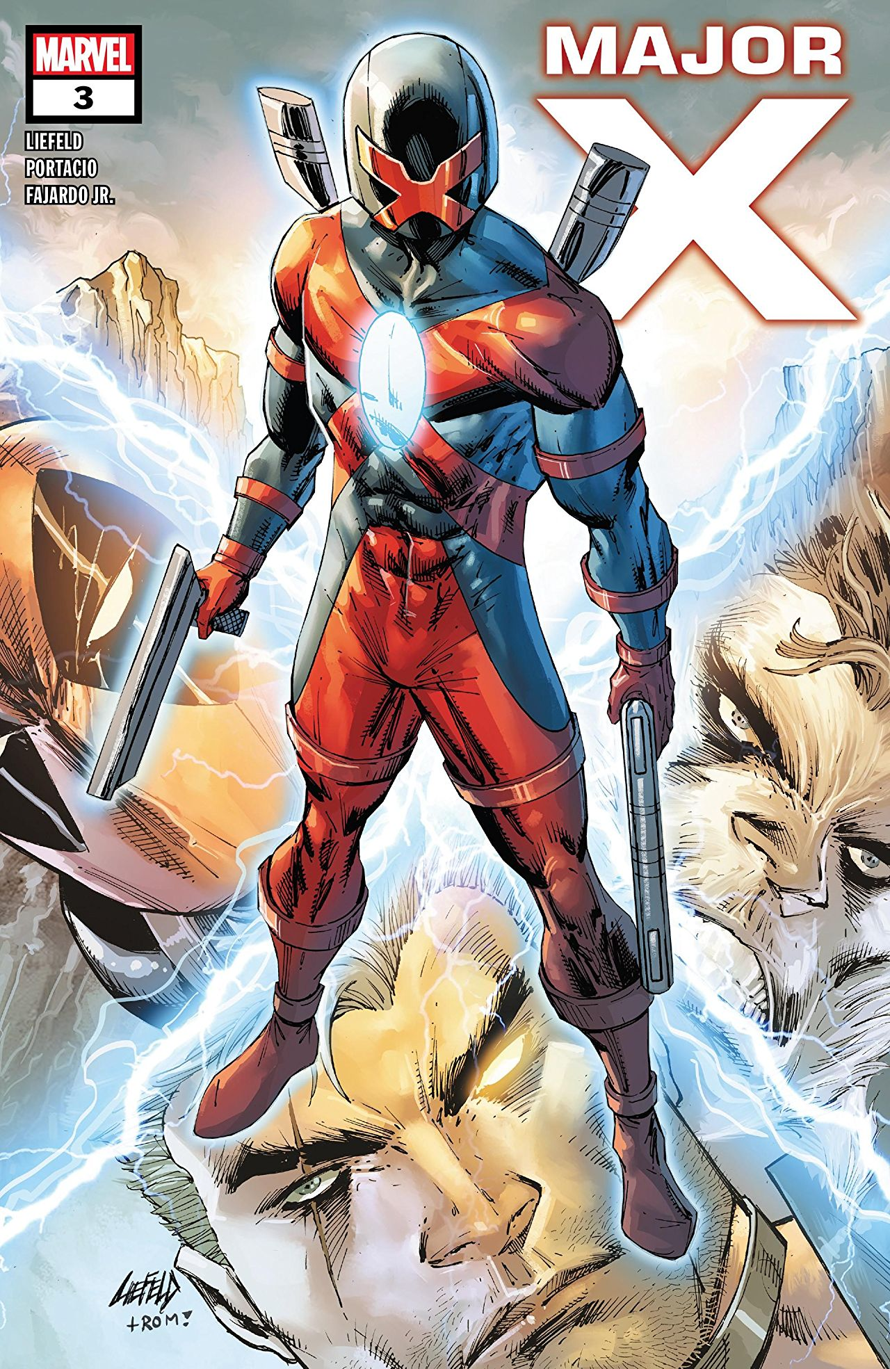 Can Major X leap through time to save X-Istence?