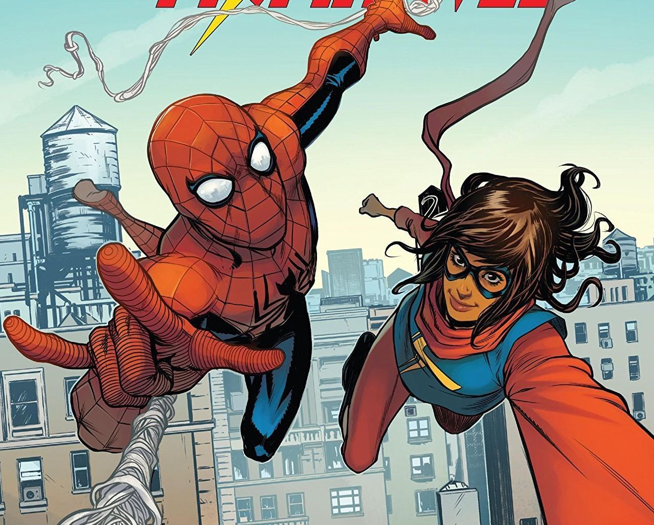 Marvel Team-Up #1 Review