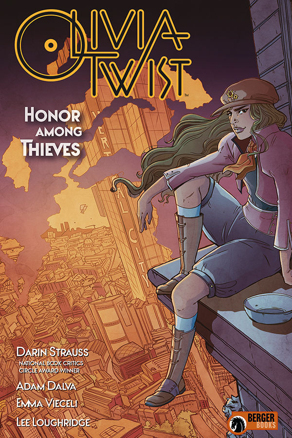 'Olivia Twist: Honor Among Thieves' TPB review: A new spin fraught with missteps and upsides alike