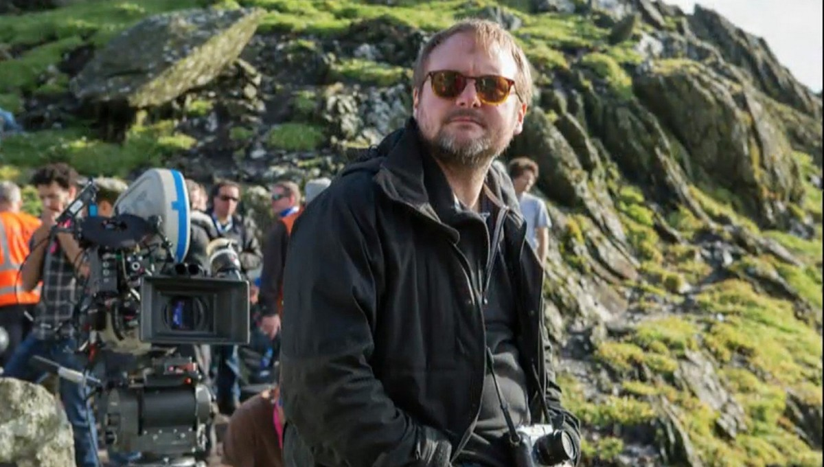 """Rian Johnson reacts to 'Star Wars: The Rise of Skywalker' teaser: """"I just melted"""""""