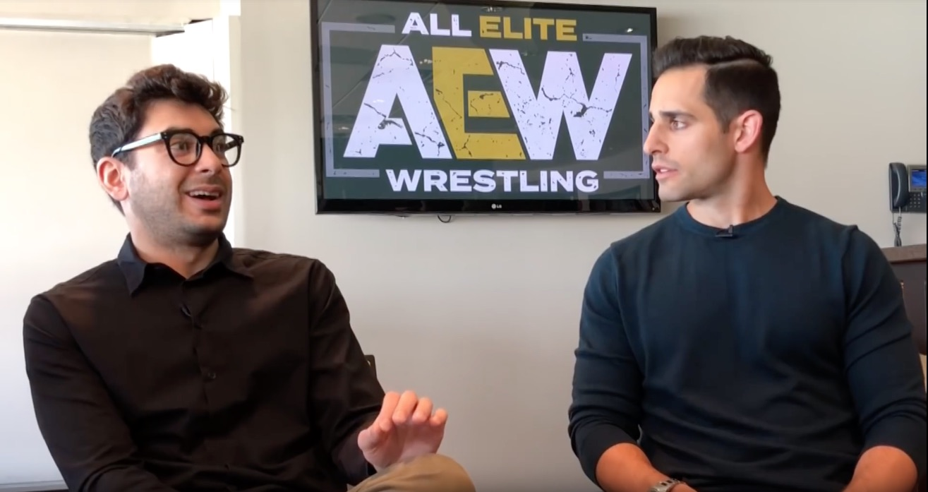 Tony Khan lays out AEW's ambitious plans in new interview