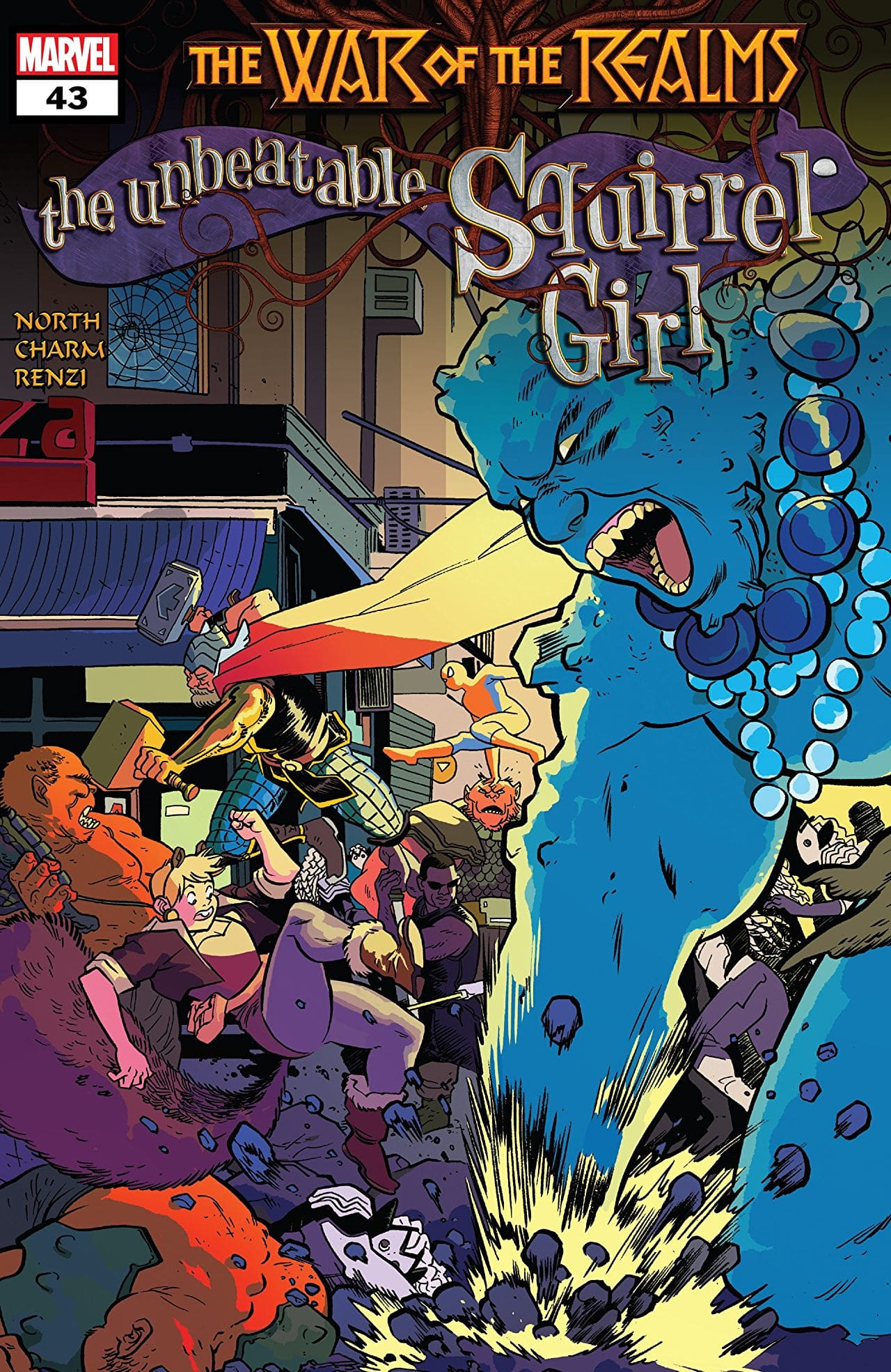 The Unbeatable Squirrel Girl #43 review: New event, who dis?