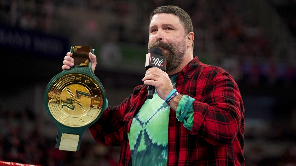 WWE unveils the 24/7 Championship on Monday Night Raw; title changes hands three times