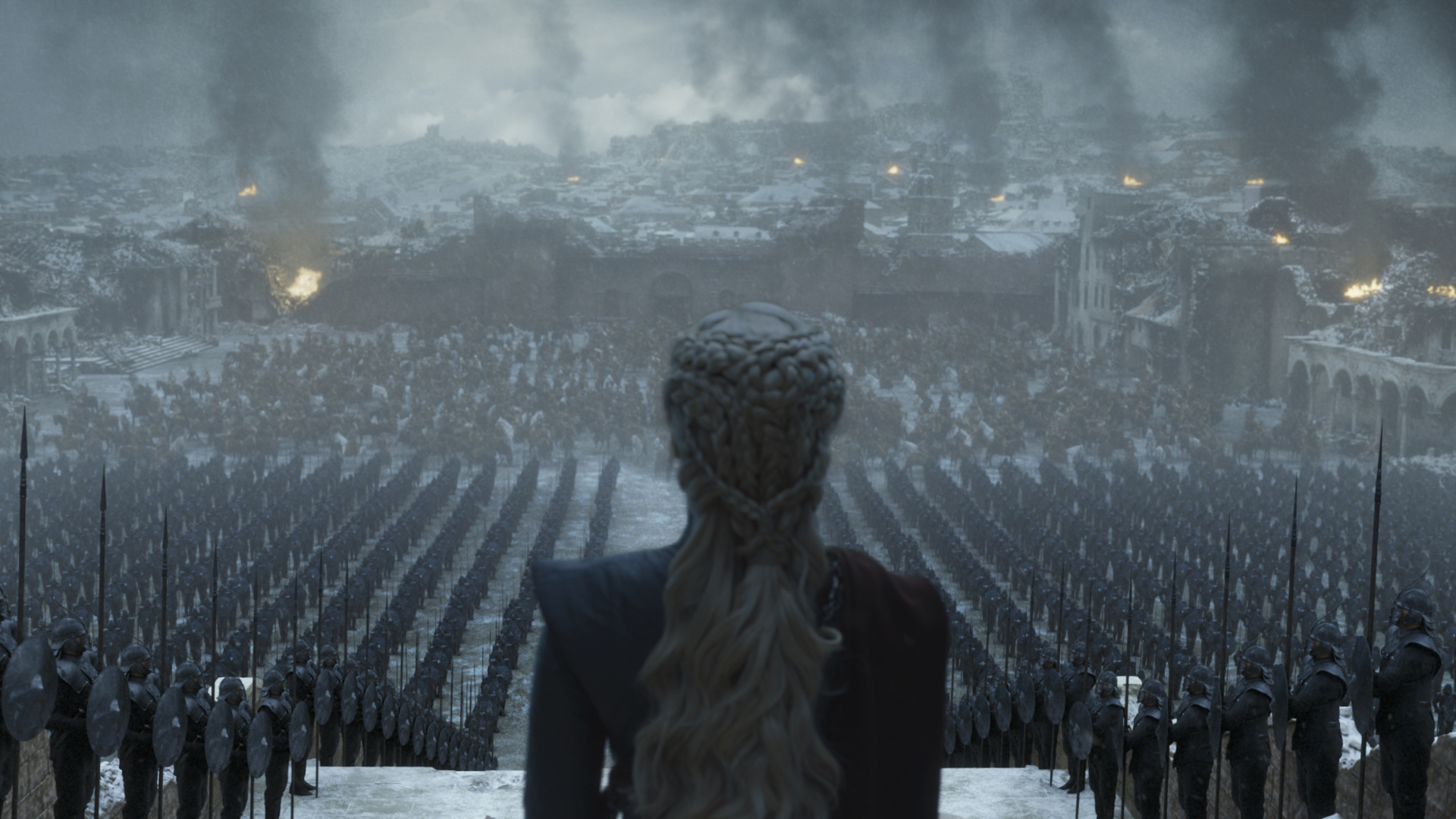 Game of Thrones Finale S8 E6