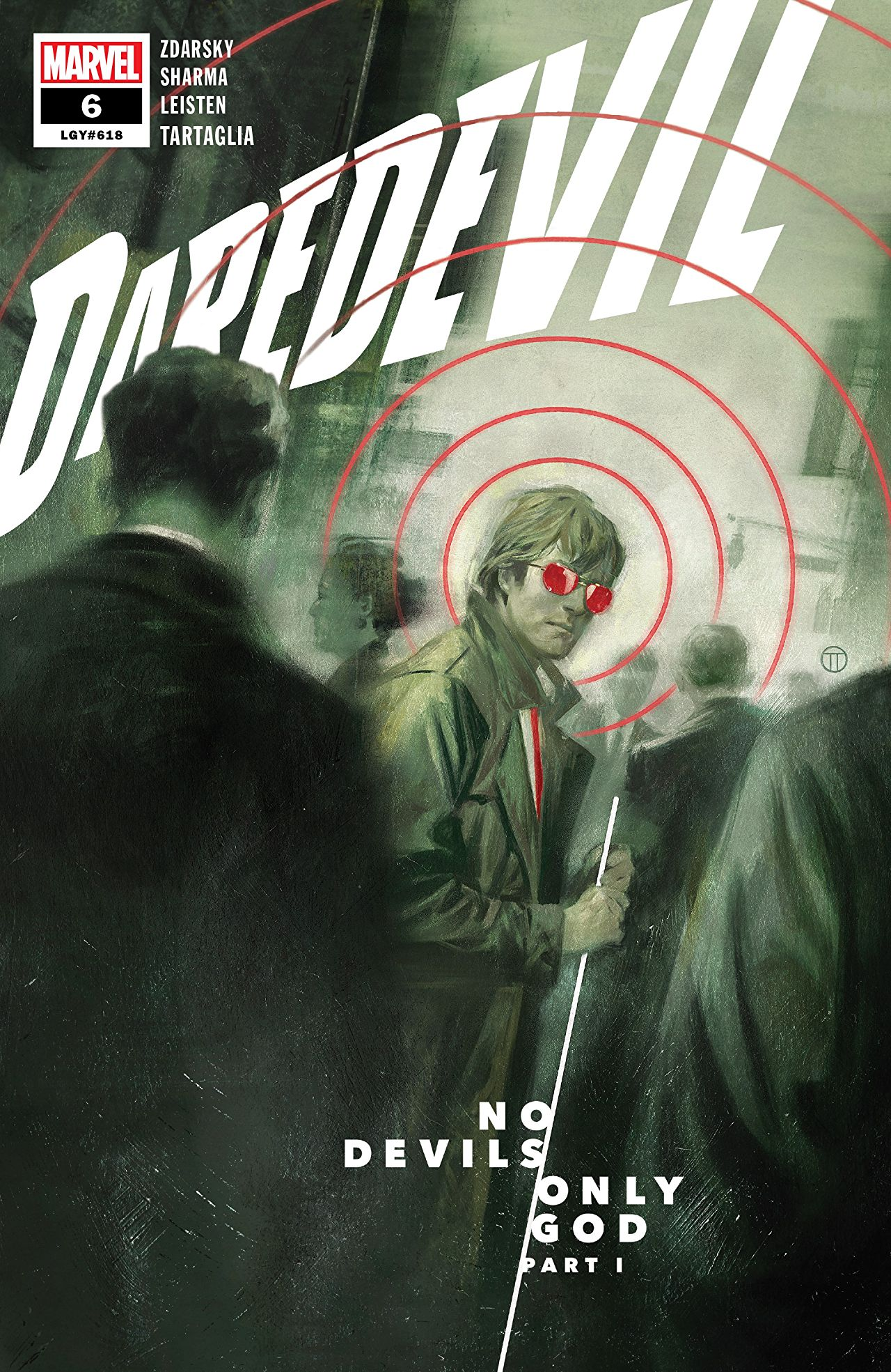Marvel Preview: Daredevil #6