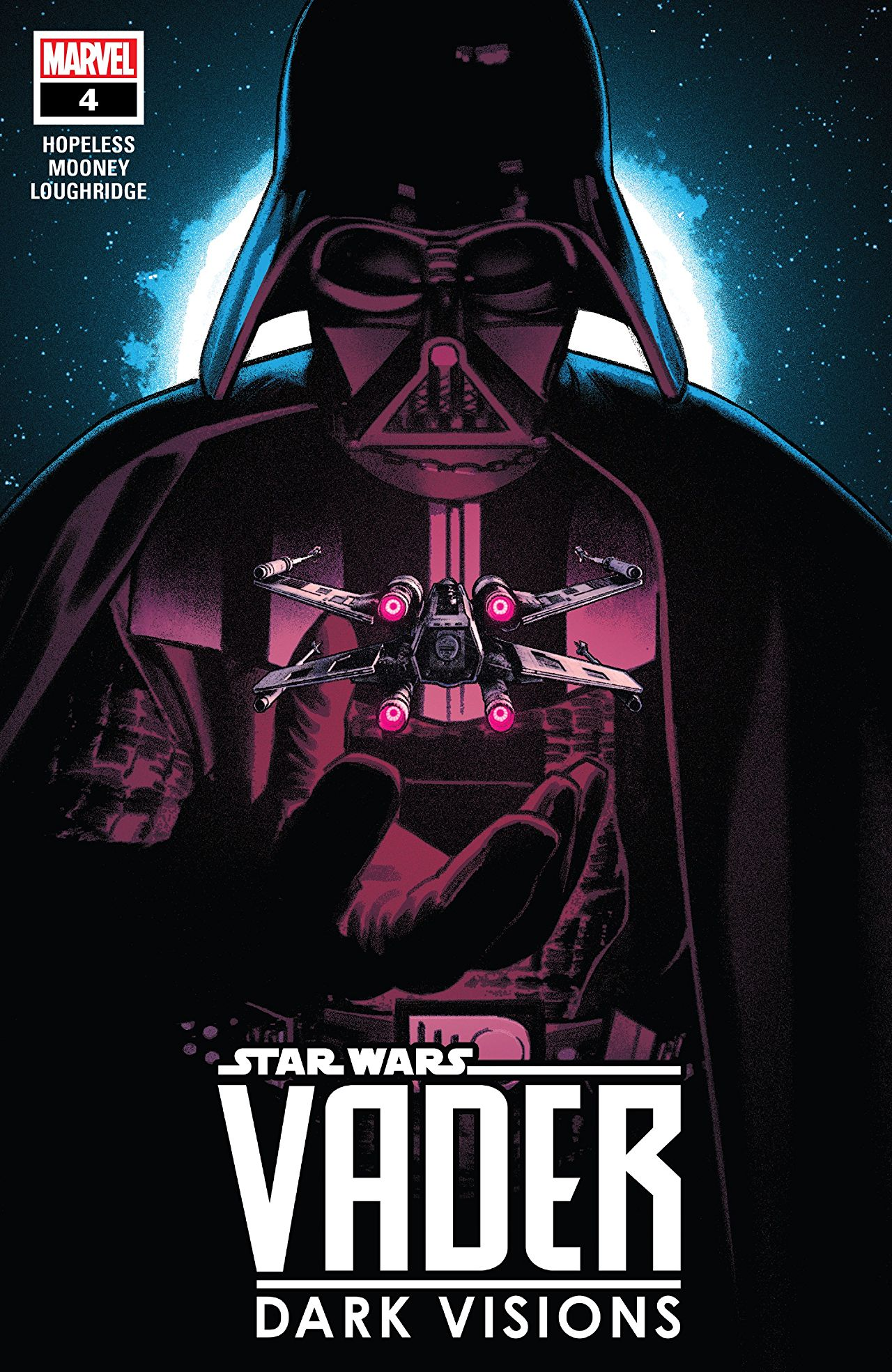 Marvel Preview: Star Wars: Vader - Dark Visions #4