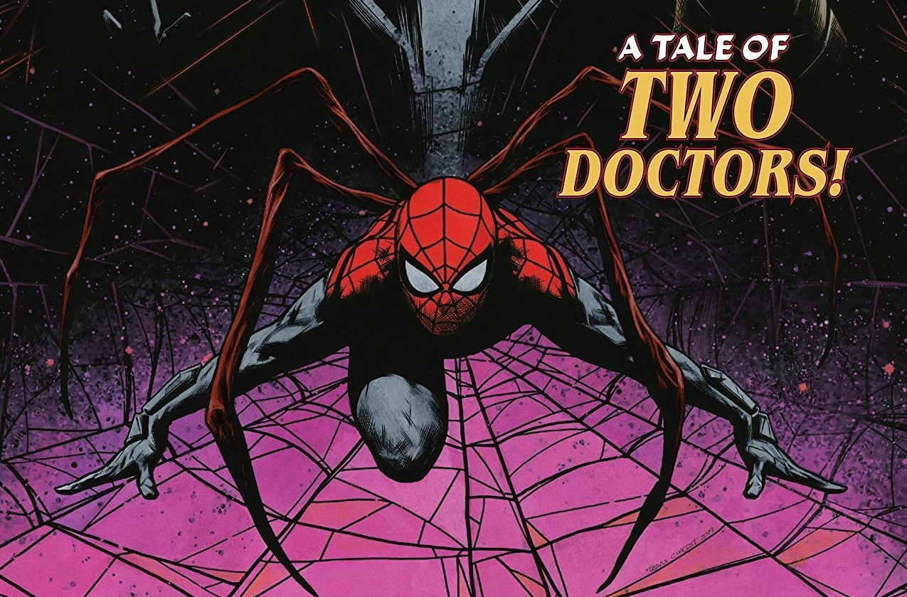 The Superior Spider-Man, friend of Dr. Strange? It's more likely than you might think!
