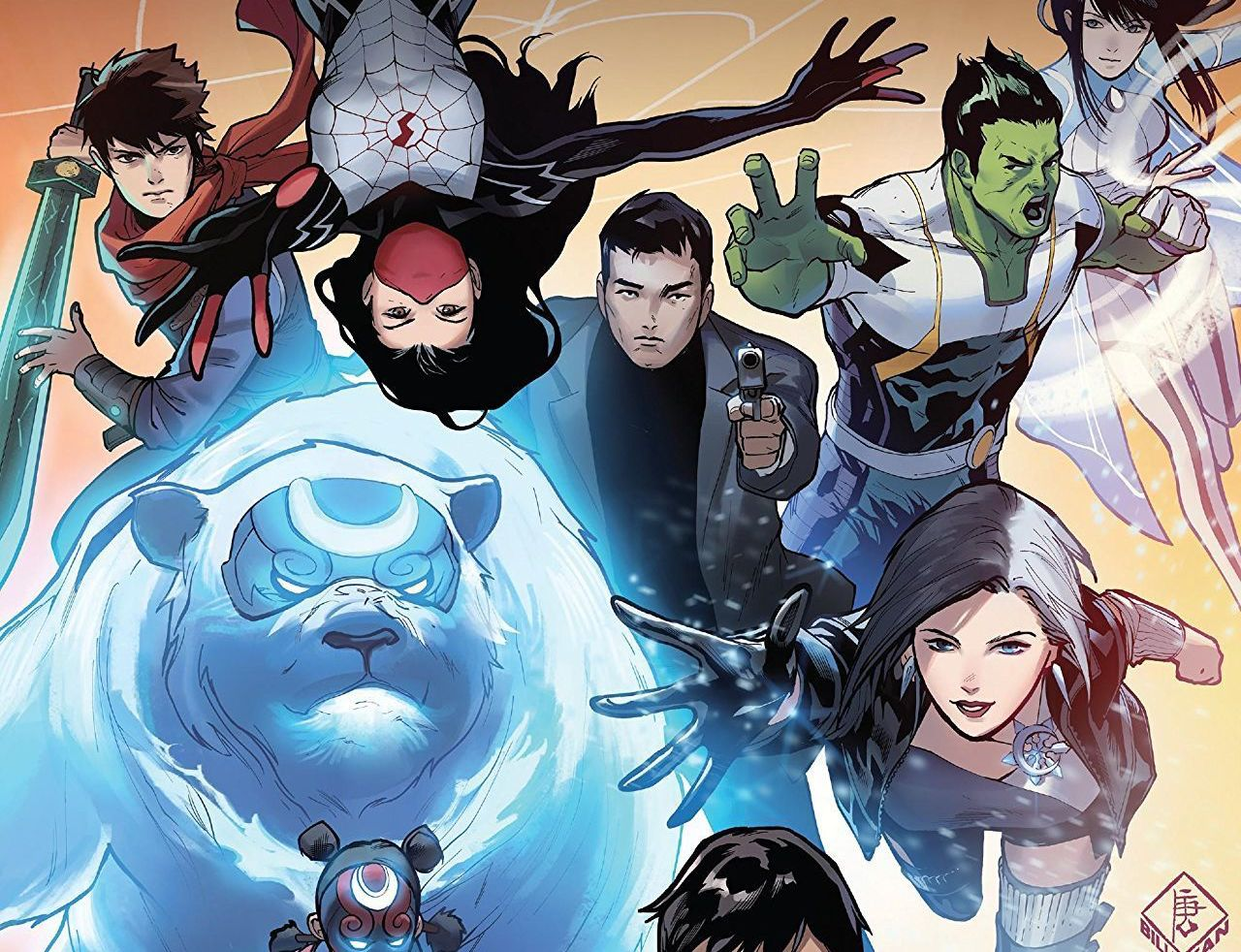 The War of the Realms: New Agents of Atlas #1 Review