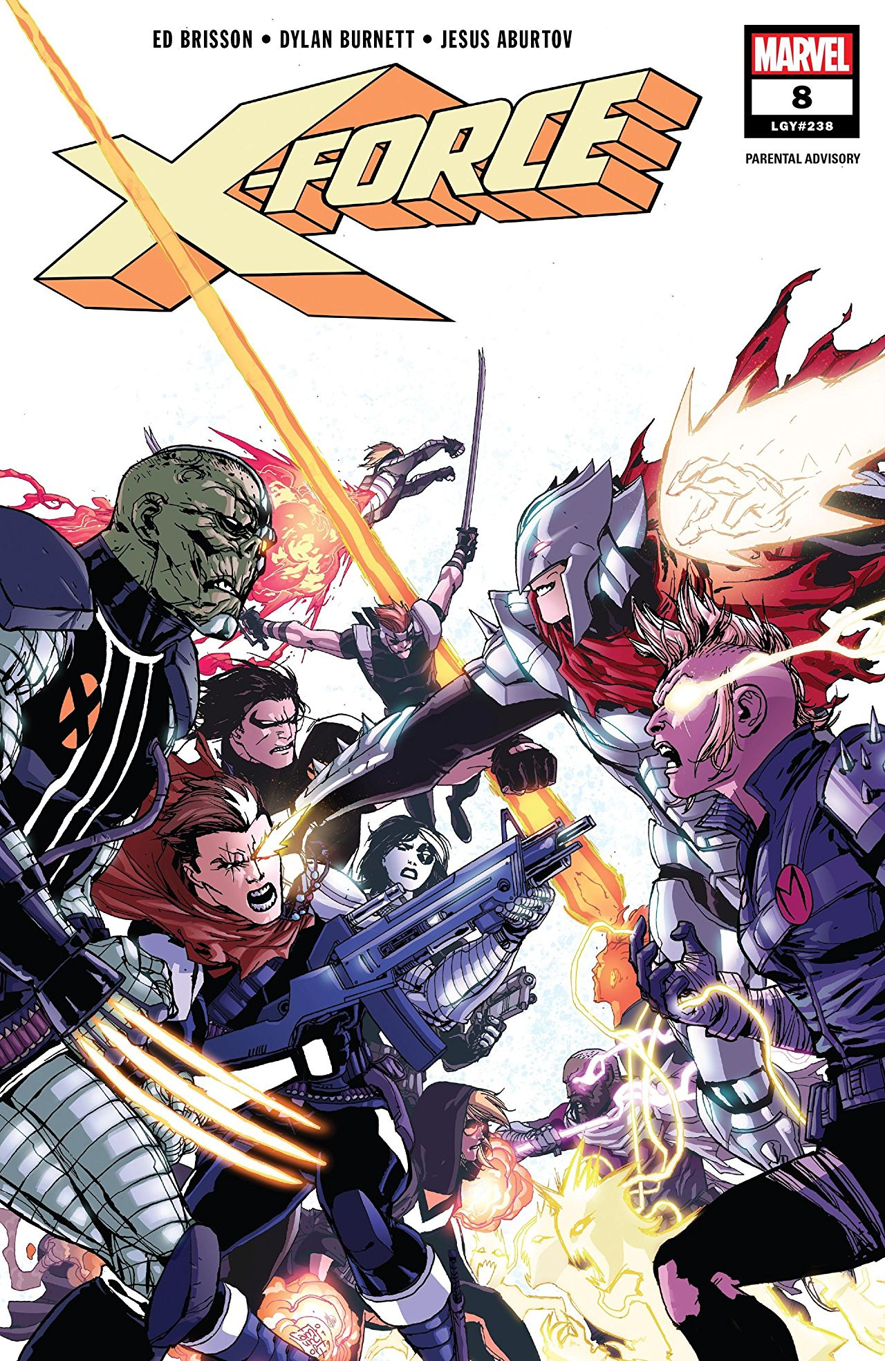 Marvel Preview: X-Force #8
