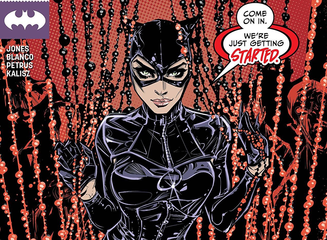 Catwoman #11 Review