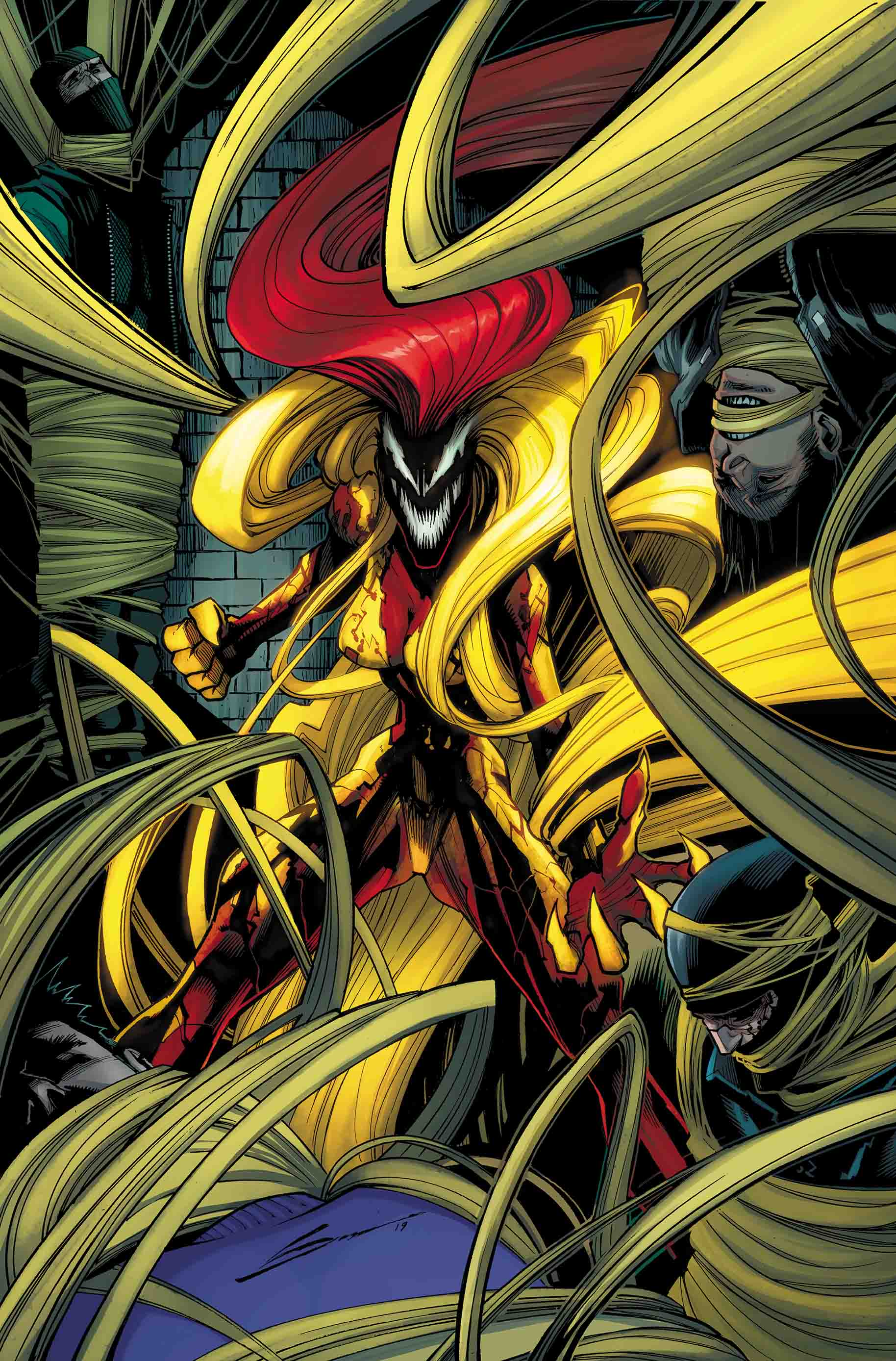 Marvel Preview: Absolute Carnage: Scream #1