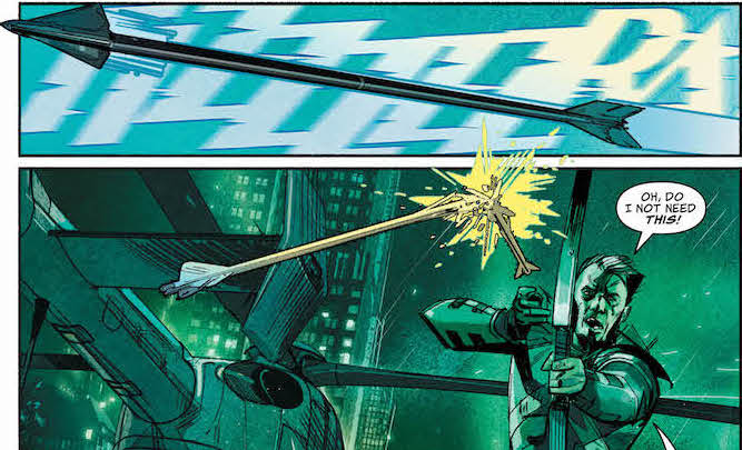 Read the entirety of Bendis and Maleev's DC Year of the Villain #1 story right now