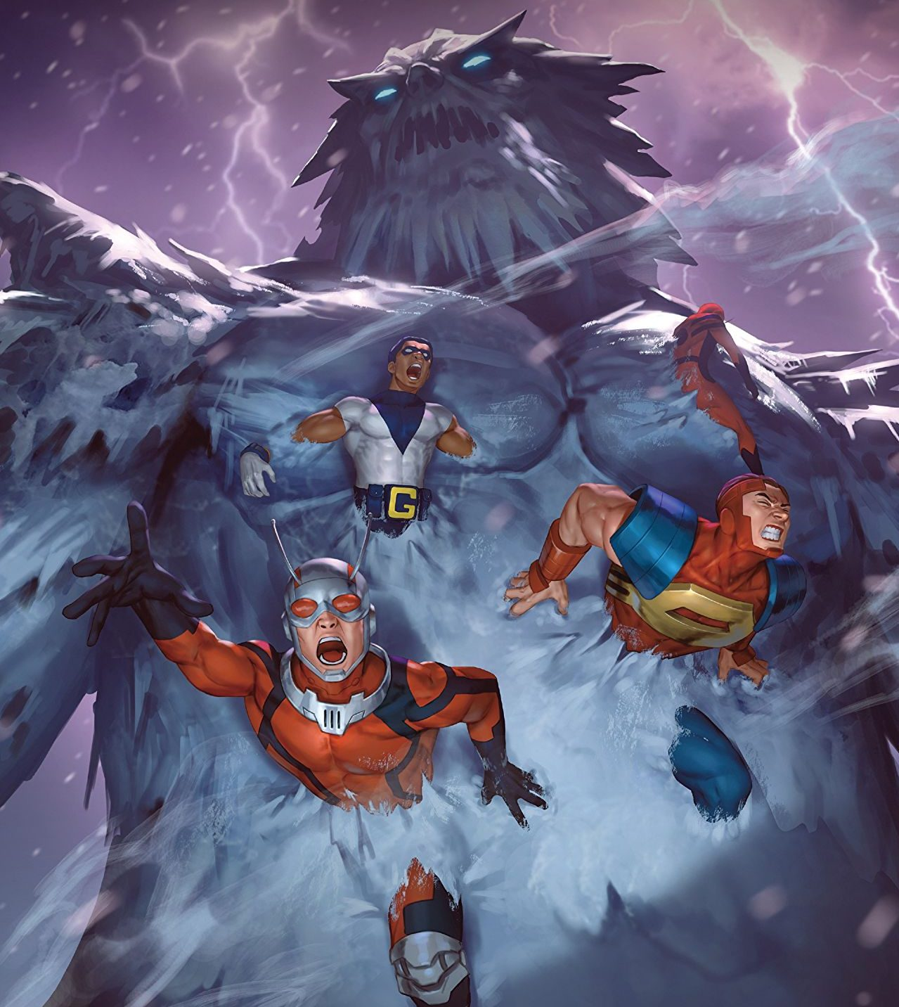 Giant-Man #2 Review