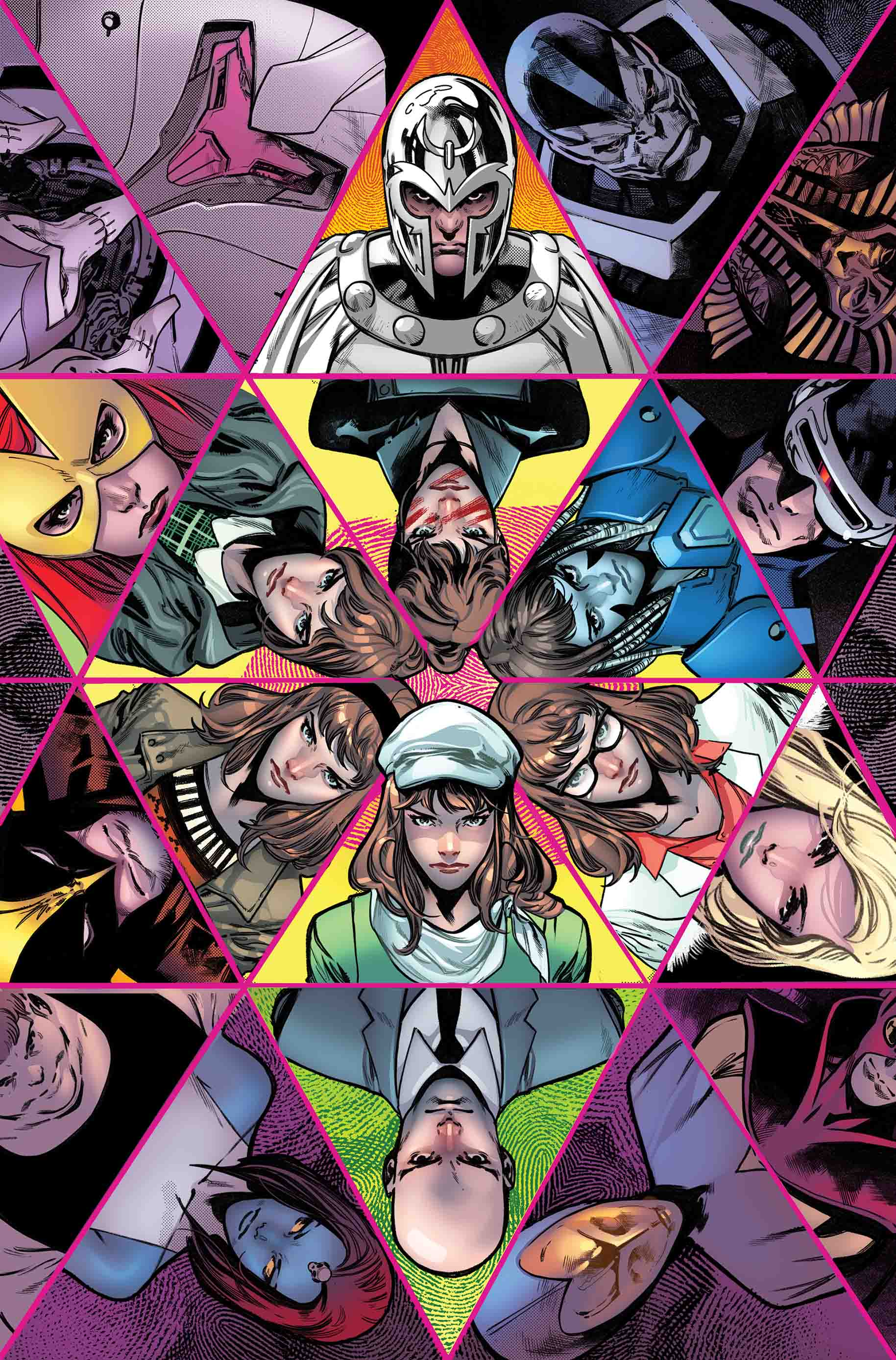 Jonathan Hickman reveals a Moira X-Men comic is on the way