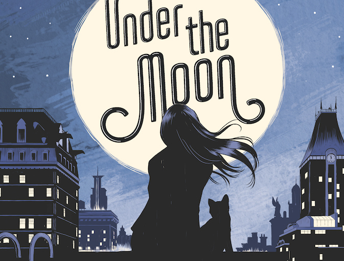 Under the Moon: A Catwoman Tale Review