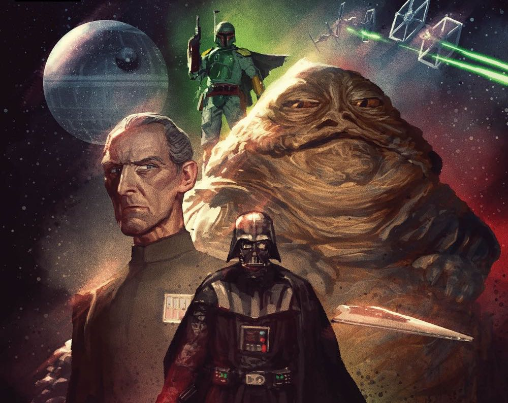 Star Wars: Age of Rebellion - Jabba The Hutt #1 Review