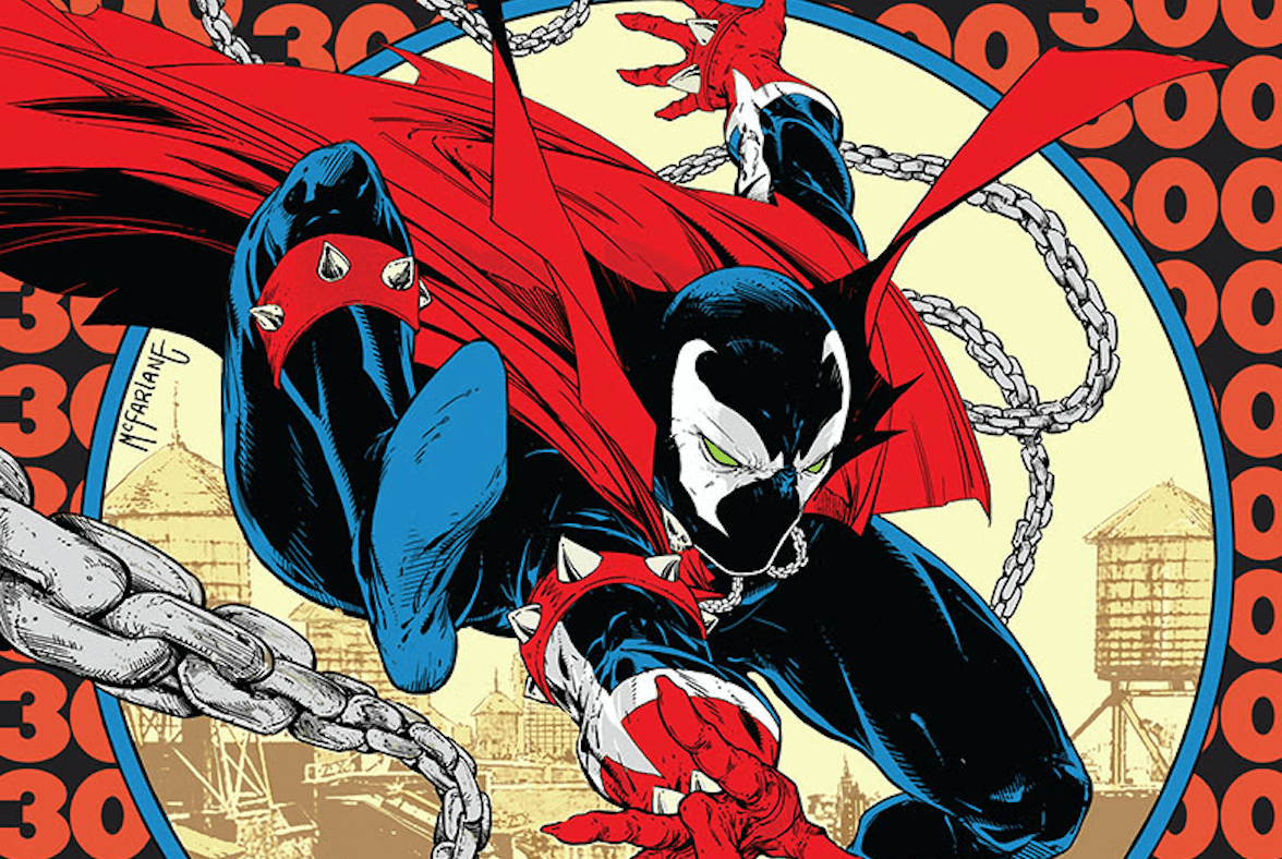 Todd McFarlane And Greg Capullo Team Up For Spawn #300