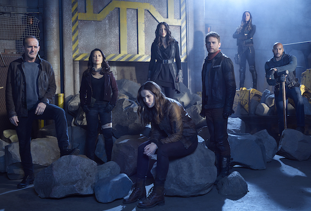 Agents of SHIELD Season 6: First look at Anthony Michael Hall and Sherri Saum's characters