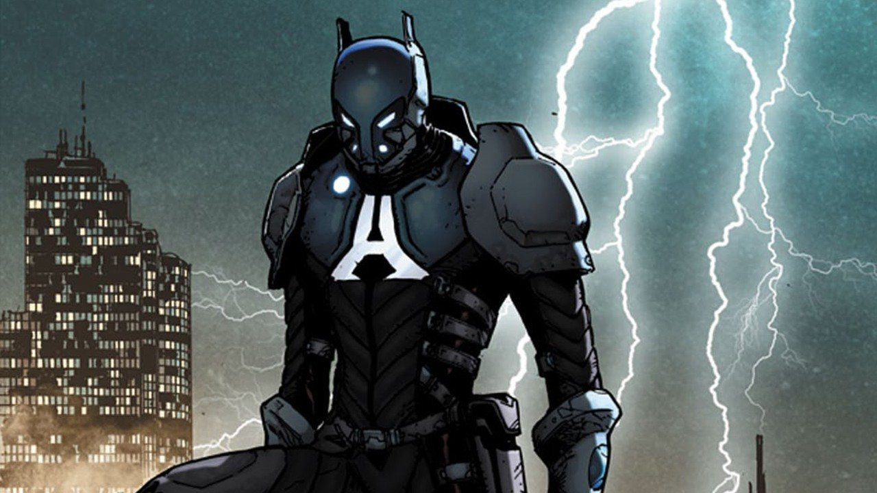 Find out who Arkham Knight really is in Detective Comics #1003