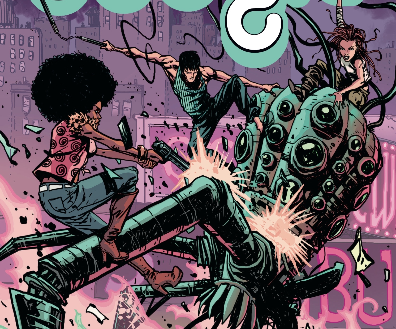 Bronze Age Boogie #2 Review