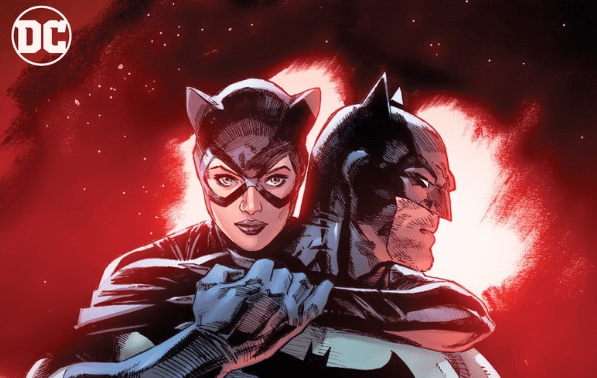 12-issue BATMAN/CATWOMAN series coming January 2020.